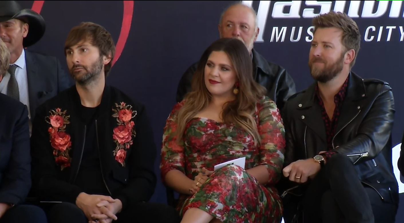 Lady Antebellum, Clint Black, Mac McAnally inducted into 'Music City Walk of Fame' (FOX 17 News)