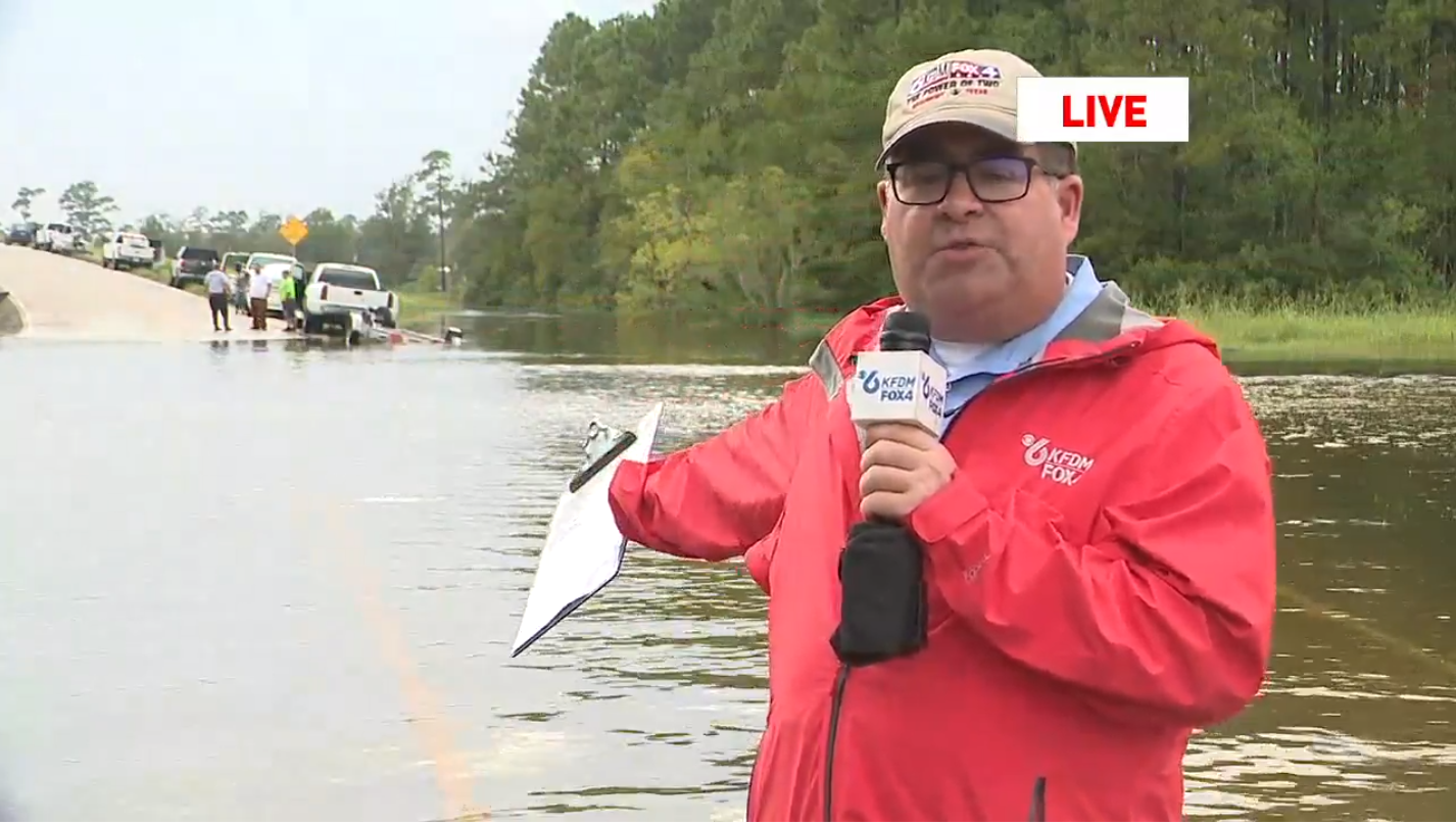 Team coverage on Storm Imelda as rescues continue in Southeast Texas