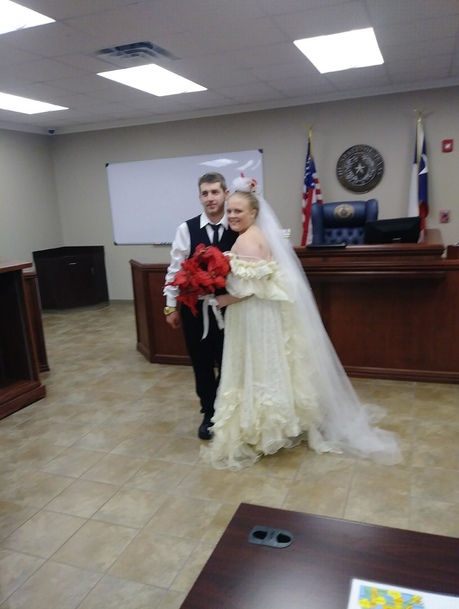 Courtesy: Christina Fontenot, sister of groom{&nbsp;}<p></p><p></p>