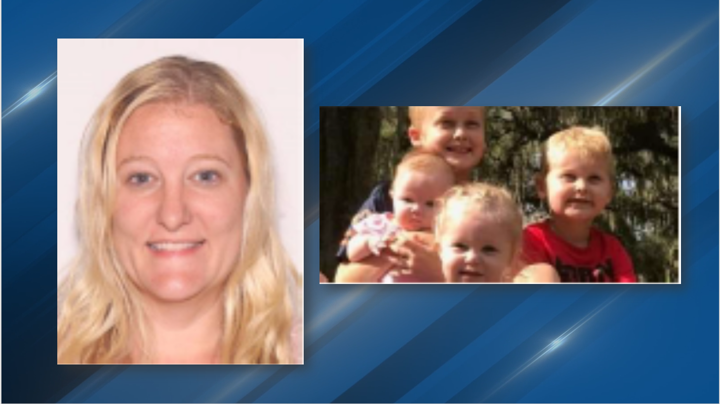 Marion County mother, kids missing for 6 weeks (Marion County Sheriff's Office){ }