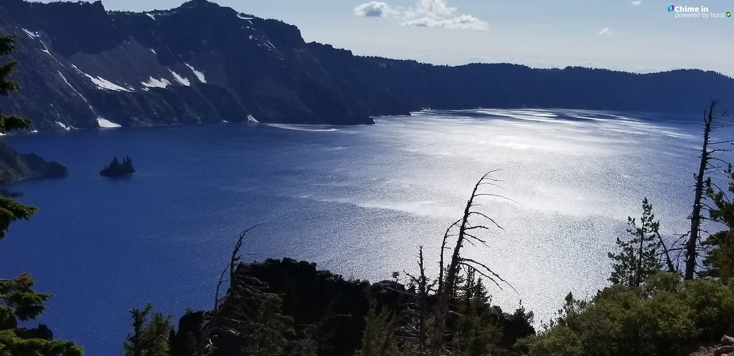Cathy Dietz shared photos from a Crater Lake trip celebrating her granddaughter's 16th  birthday.