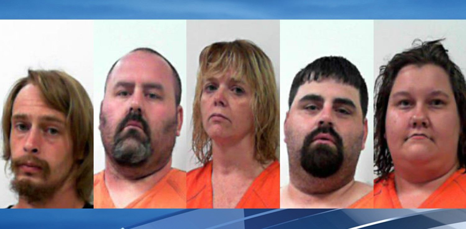 Three members of the Gassaway Volunteer Fire Department in Braxton County have been suspended following their arrests. (West Virginia Regional Jail)