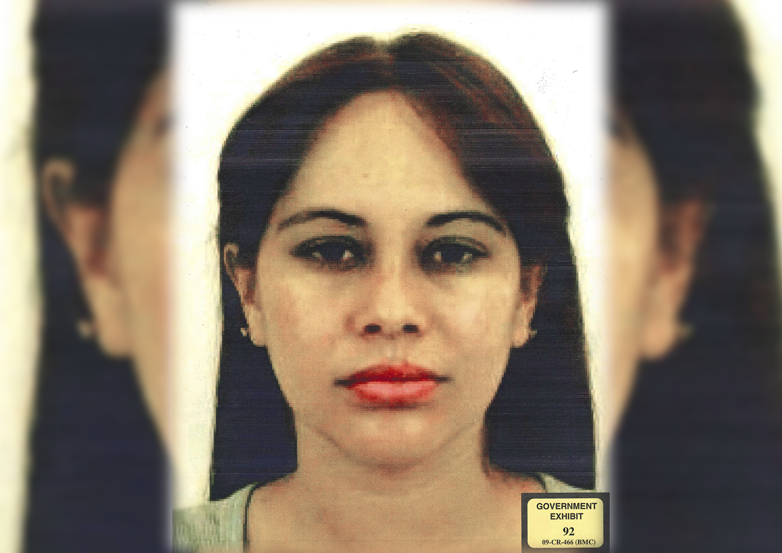 This undated photo provided by the United States Attorney for the Eastern District of New York shows Lucero Guadalupe Sanchez Lopez. (U.S. Attorney for the Eastern District of New York via AP)
