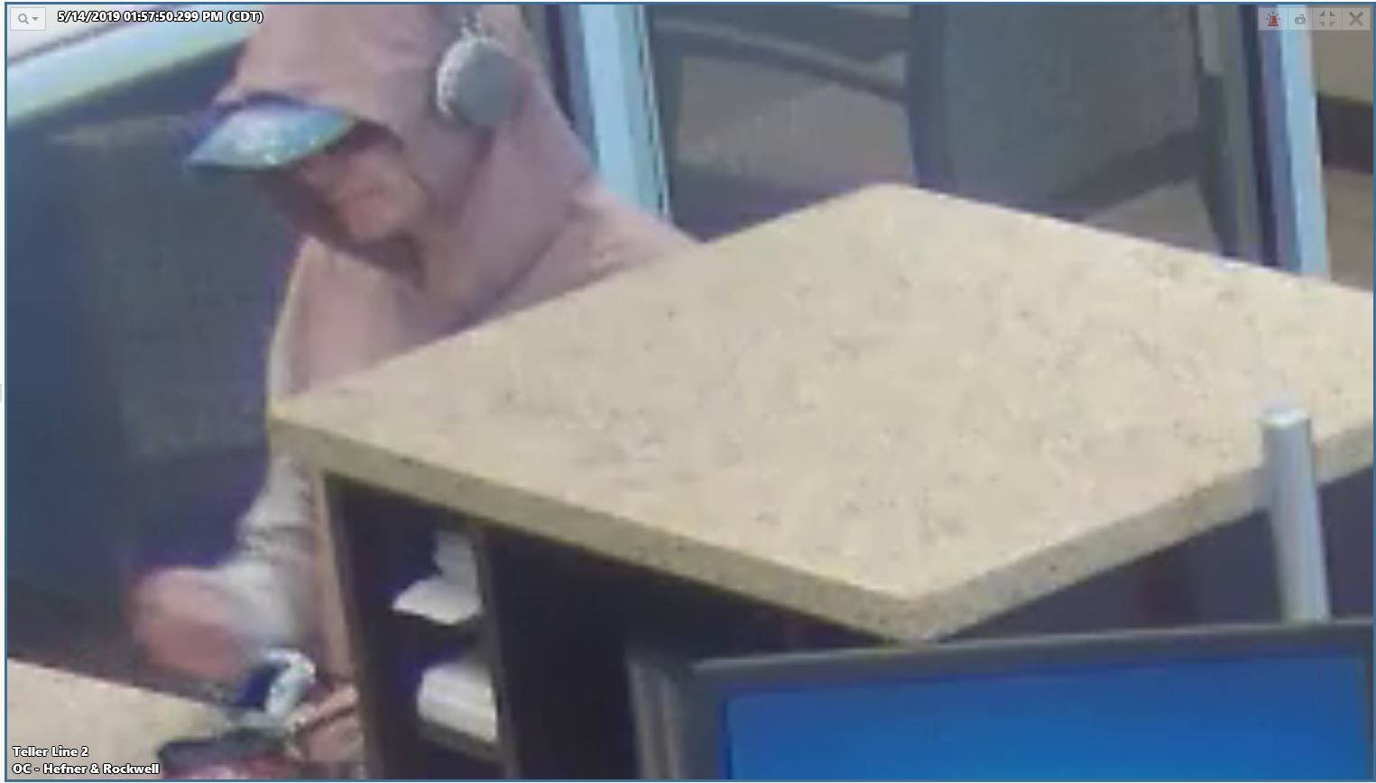 FBI investigating second bank robbery in OKC metro