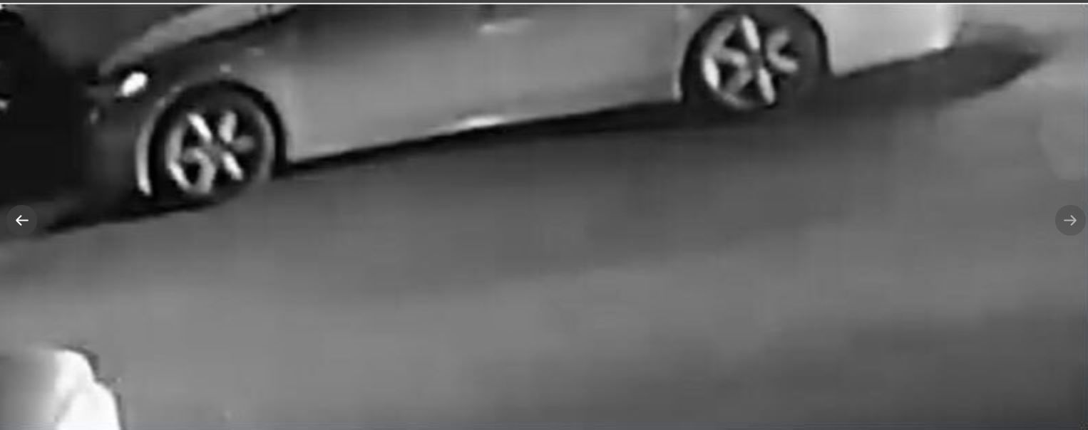 Police have released photos of a vehicle they believe is connected to a homicide in West Valley City. (Photo: WCV police)