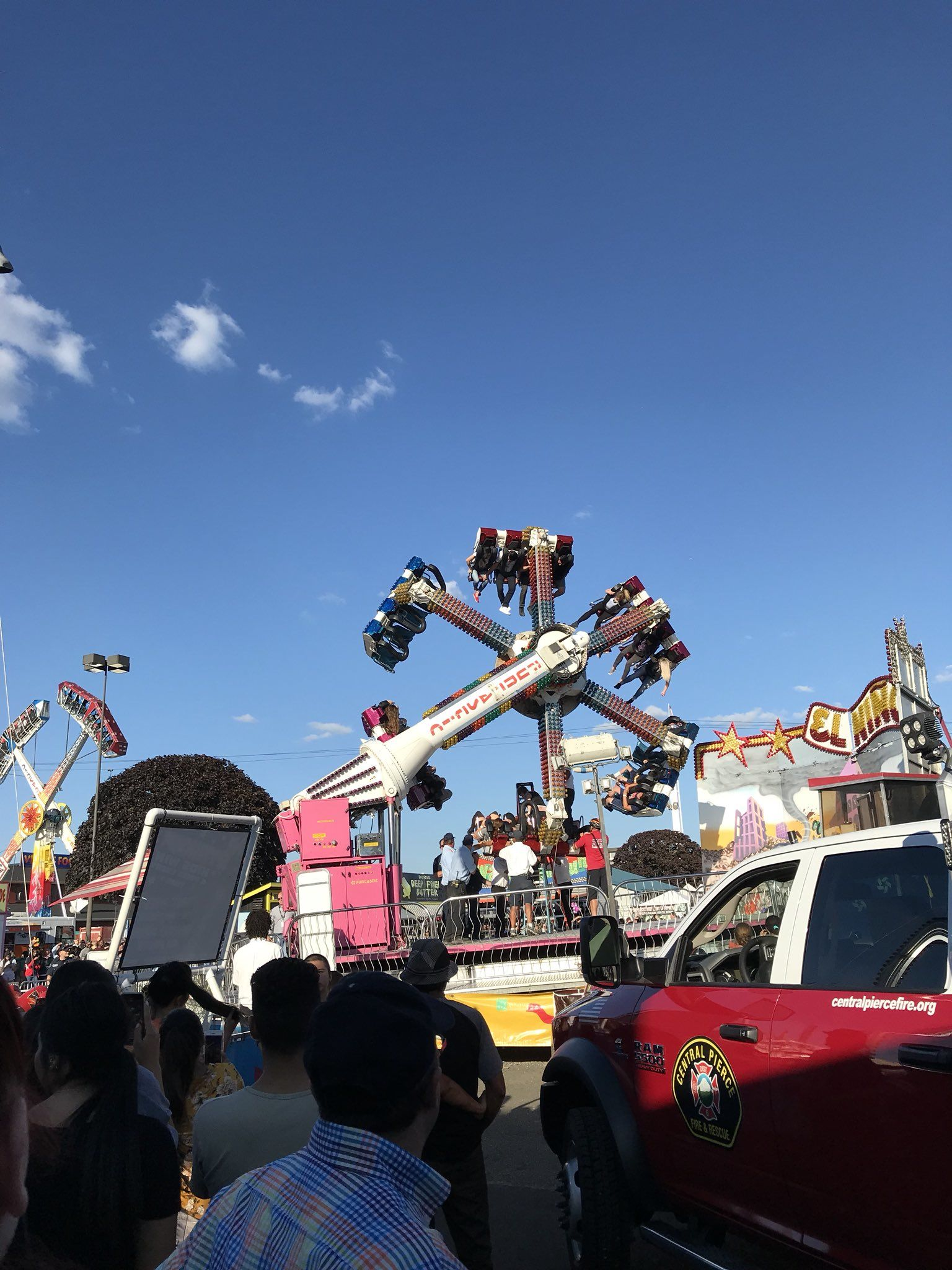 19 rescued after ride malfunctions at State Fair in ...
