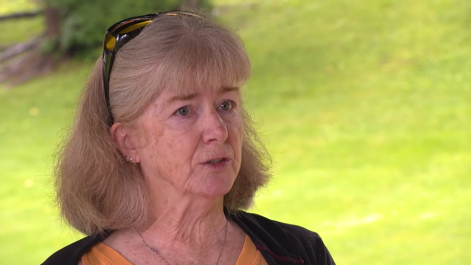 Cathy Dawson{ }a Hoosick Falls, New York resident (Photo: Sinclair Broadcast Group)