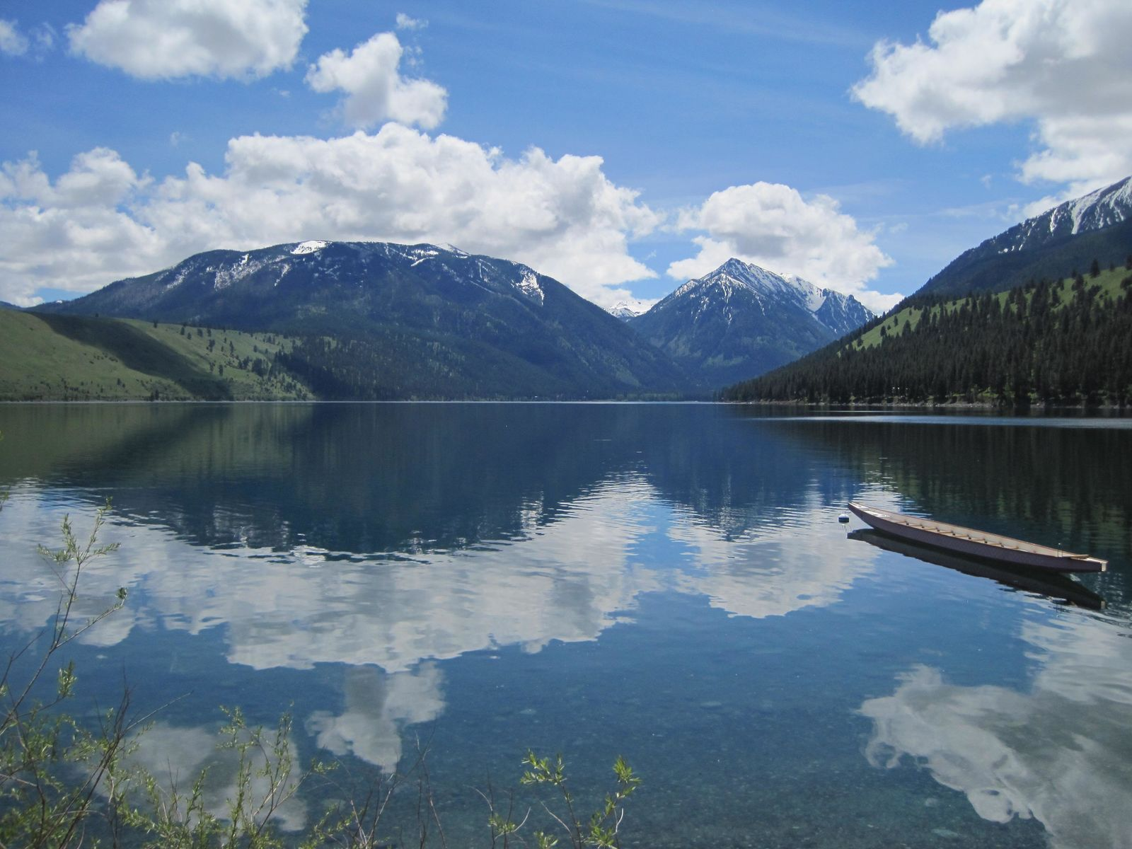 Wallowa Lake State Park. (Courtesy Oregon State Parks)