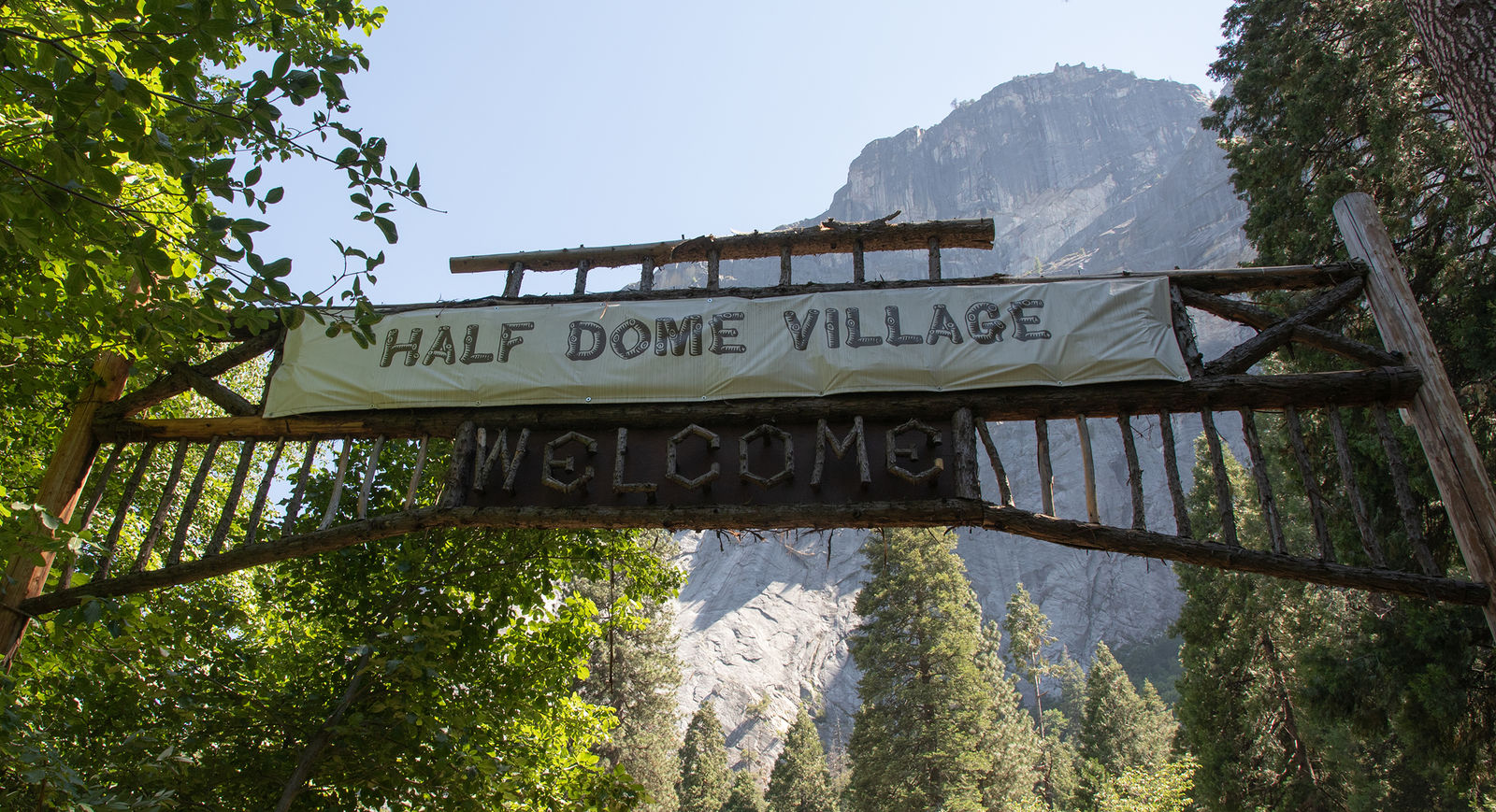 Half Dome Village will once again be called{ }Curry Village (NPS Photo)