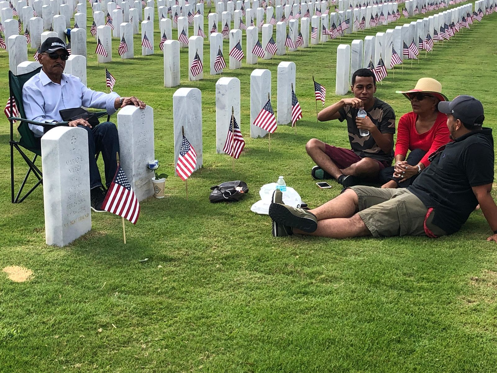 Fallen US Marine's family remembers his sacrifice (WPEC)