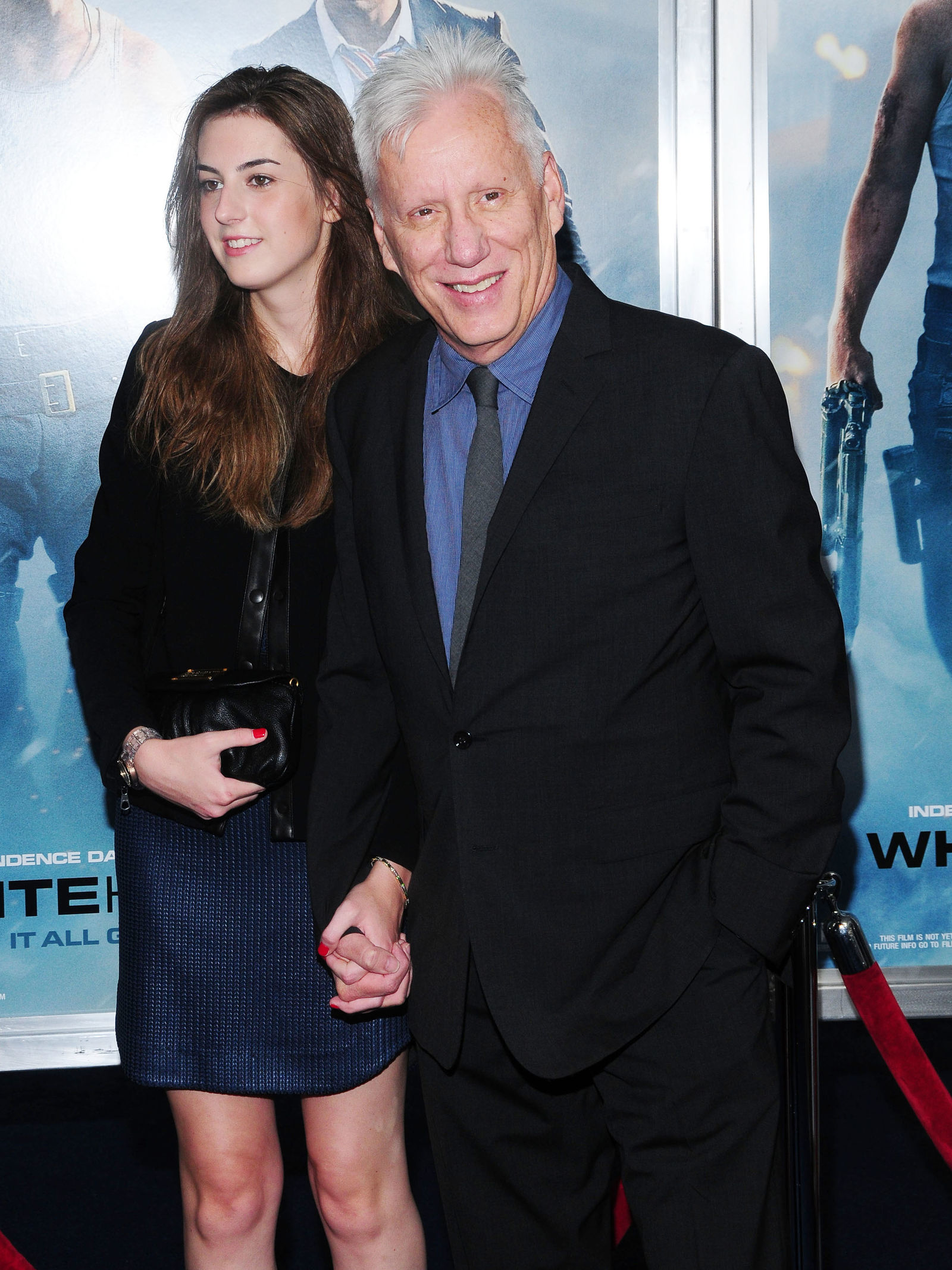James Woods at the New York premiere of  'White House Down' at Ziegfeld Theater in New York, New York. (When: June 25, 2013. Credit: Dan Jackman/WENN.com)