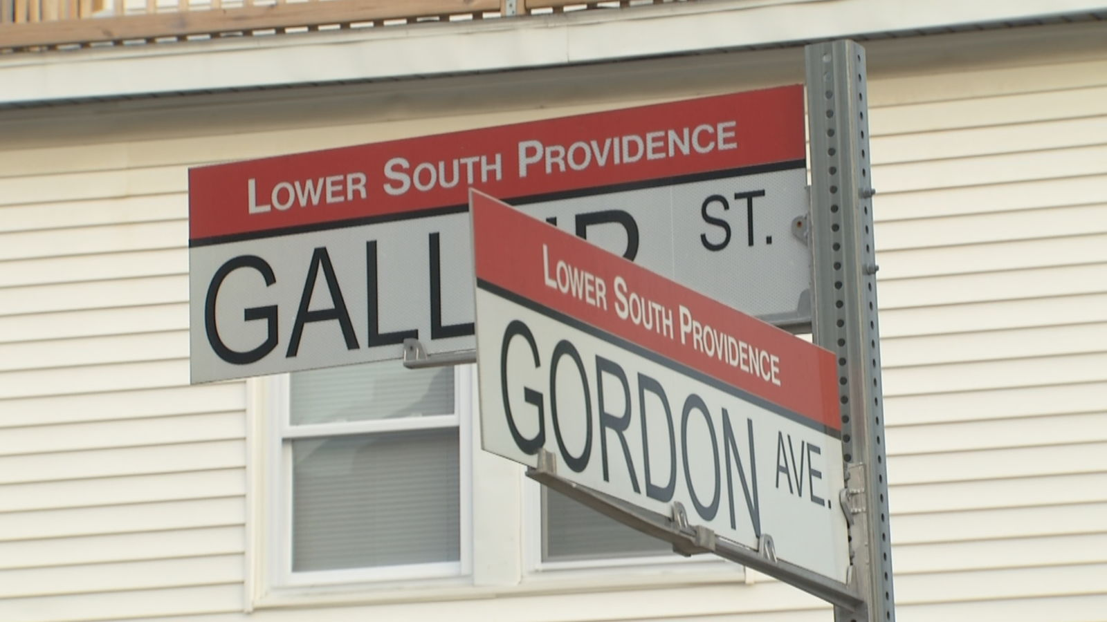 Providence police say a man was stabbed in the area of Gallup Street and Gordon Avenue, Thursday, July 30, 2020. (WJAR)