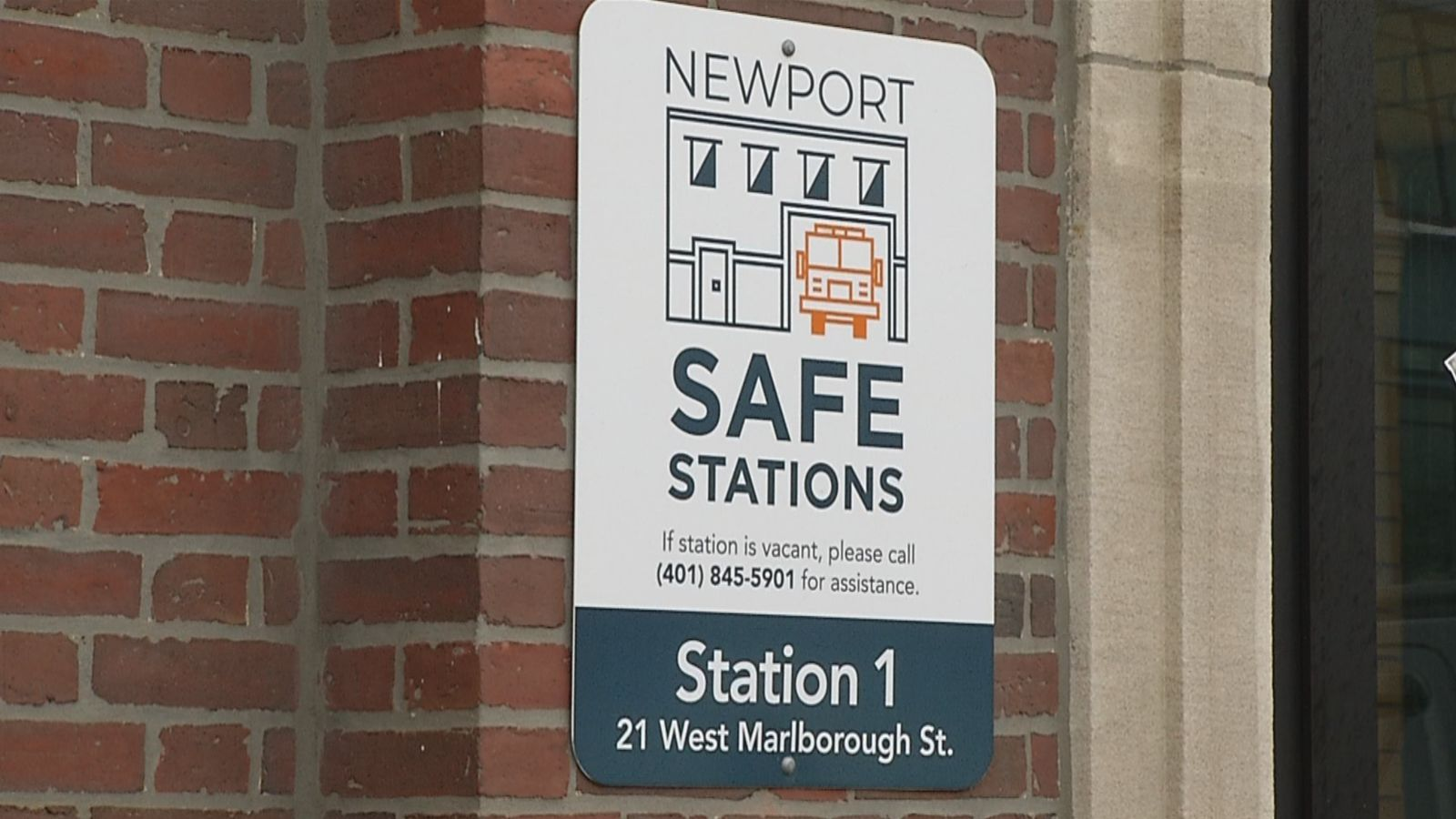 To date, 180 people have utilized Safe Stations in Providence. (WJAR)