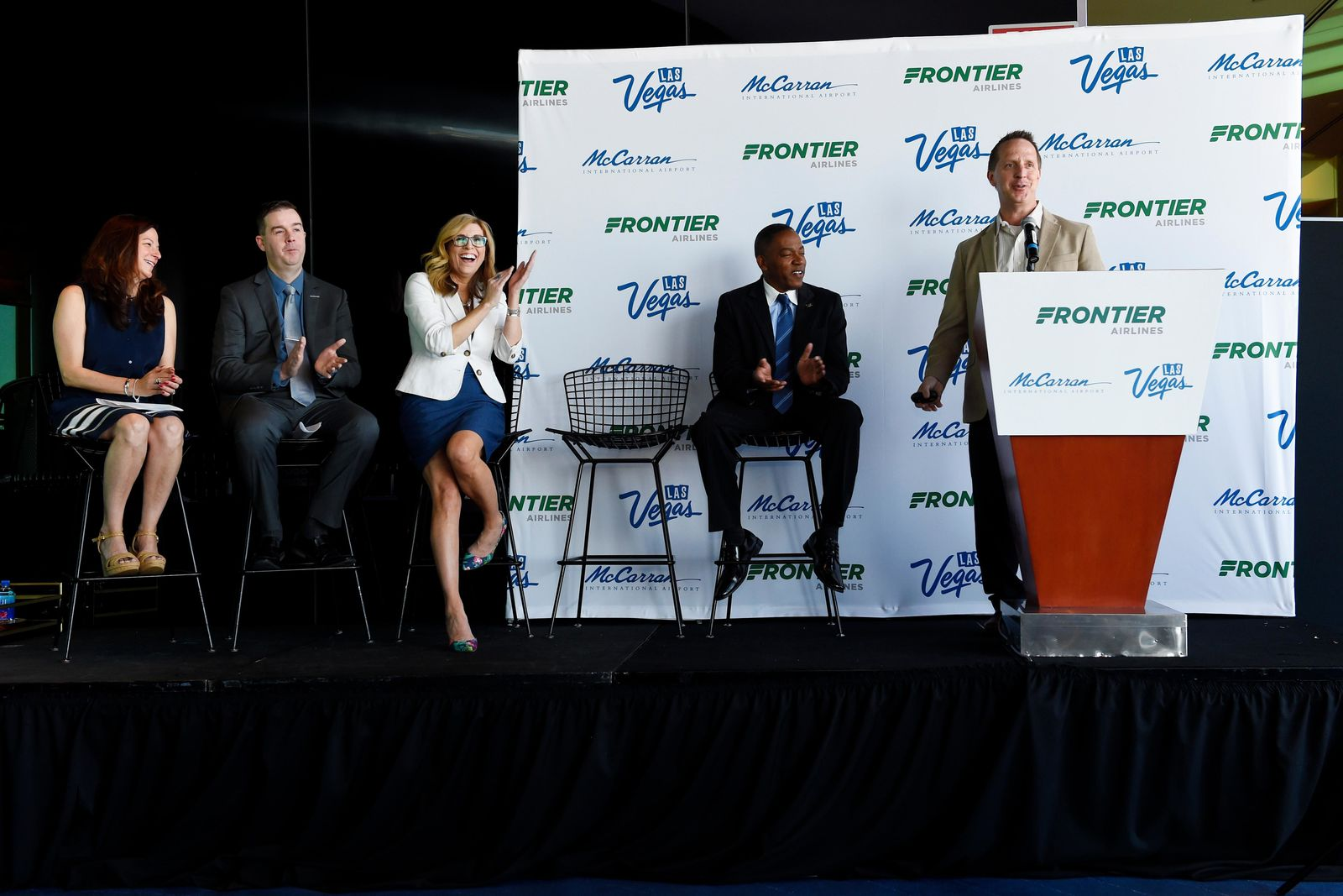 Frontier Airlines Announces New Las Vegas Routes Ksnv