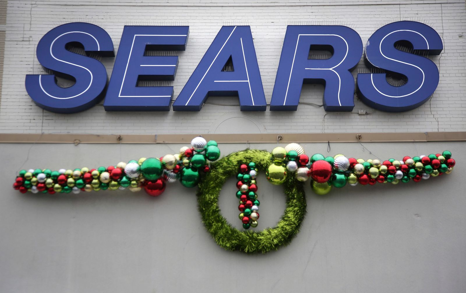 FILE - This Jan. 8, 2019, file photo shows a Sears store is seen in Hackensack, N.J. Nine months out of bankruptcy, Sears is limping into the holiday shopping season. (AP Photo/Seth Wenig, File)