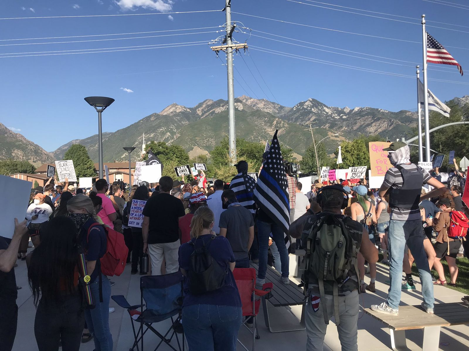 blm protest and utah citizens alarm in cottonwood heights - jeremy harris  (3).jfif