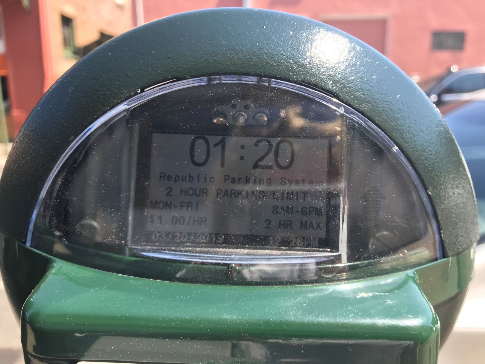 (image: WPMI) New downtown meters costing downtown employees and businesses