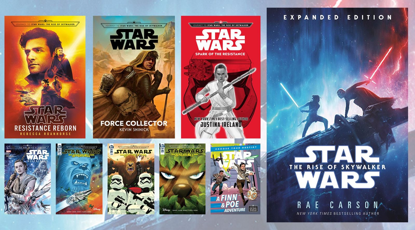 A Buyer S Guide To Star Wars The Skywalker Saga And Beyond Wjar