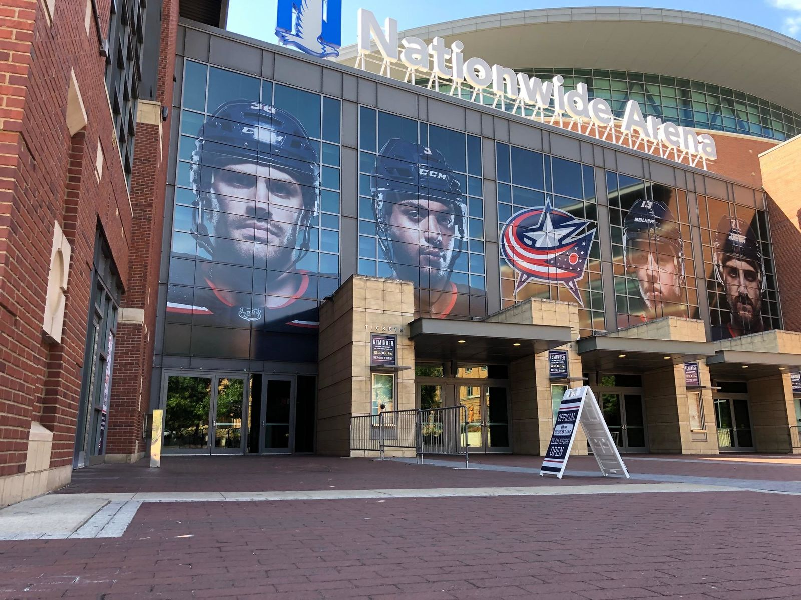 The Columbus Blue Jackets kick off their pre-season against the Buffalo Sabres Tuesday night at 7:00. (WSYX/WTTE)<p></p>