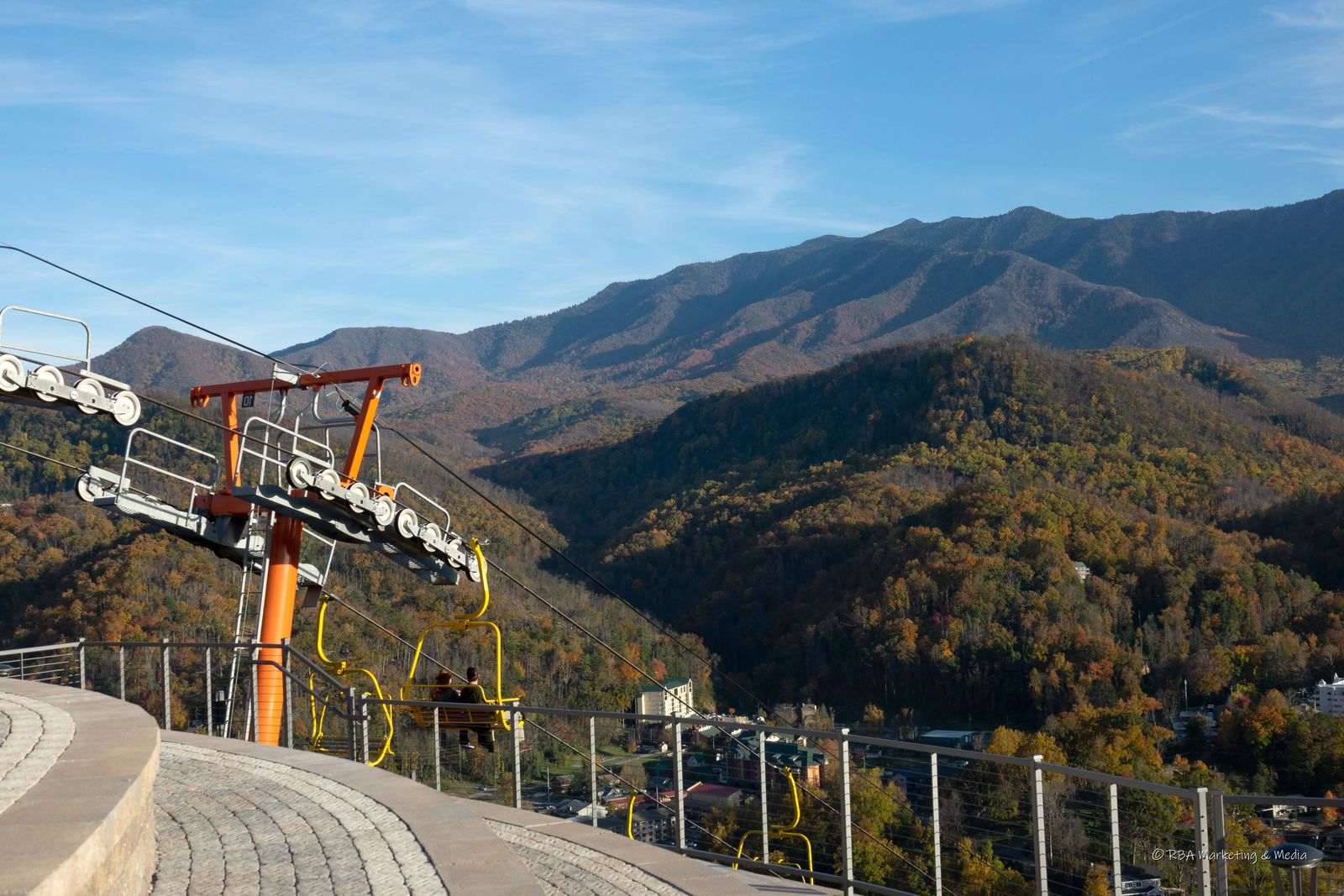 The SkyBridge is set to open in Gatlinburg, Tennessee. It's the longest pedestrian suspension bridge in North America. (SkyBridge)