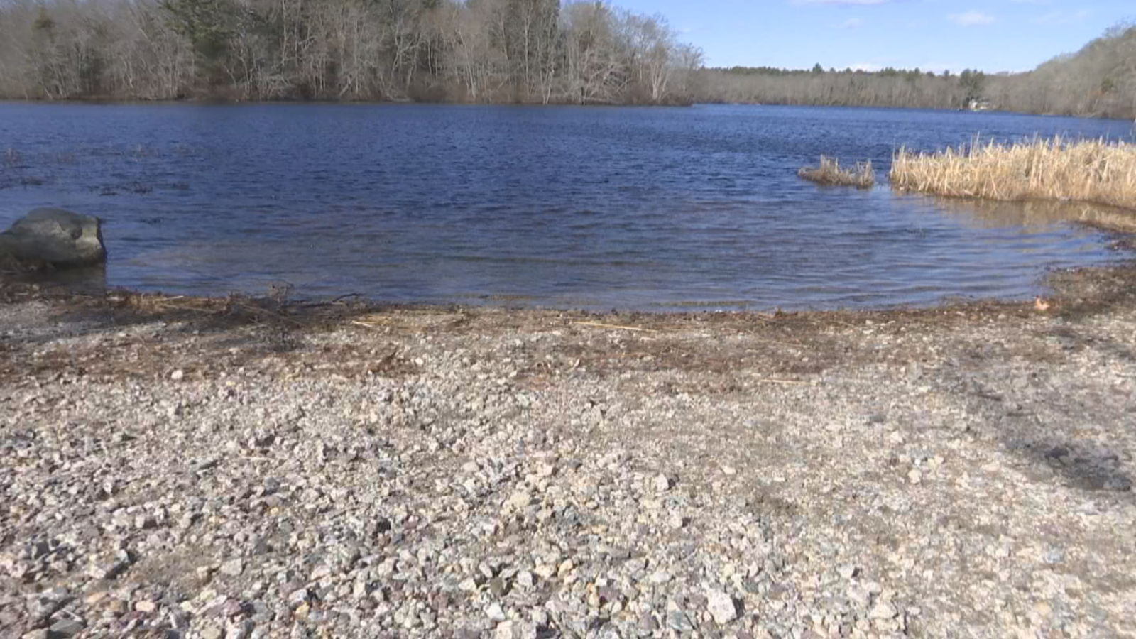 The water quality in Rhode Island is improving, but it still needs volunteer monitoring. (WJAR)