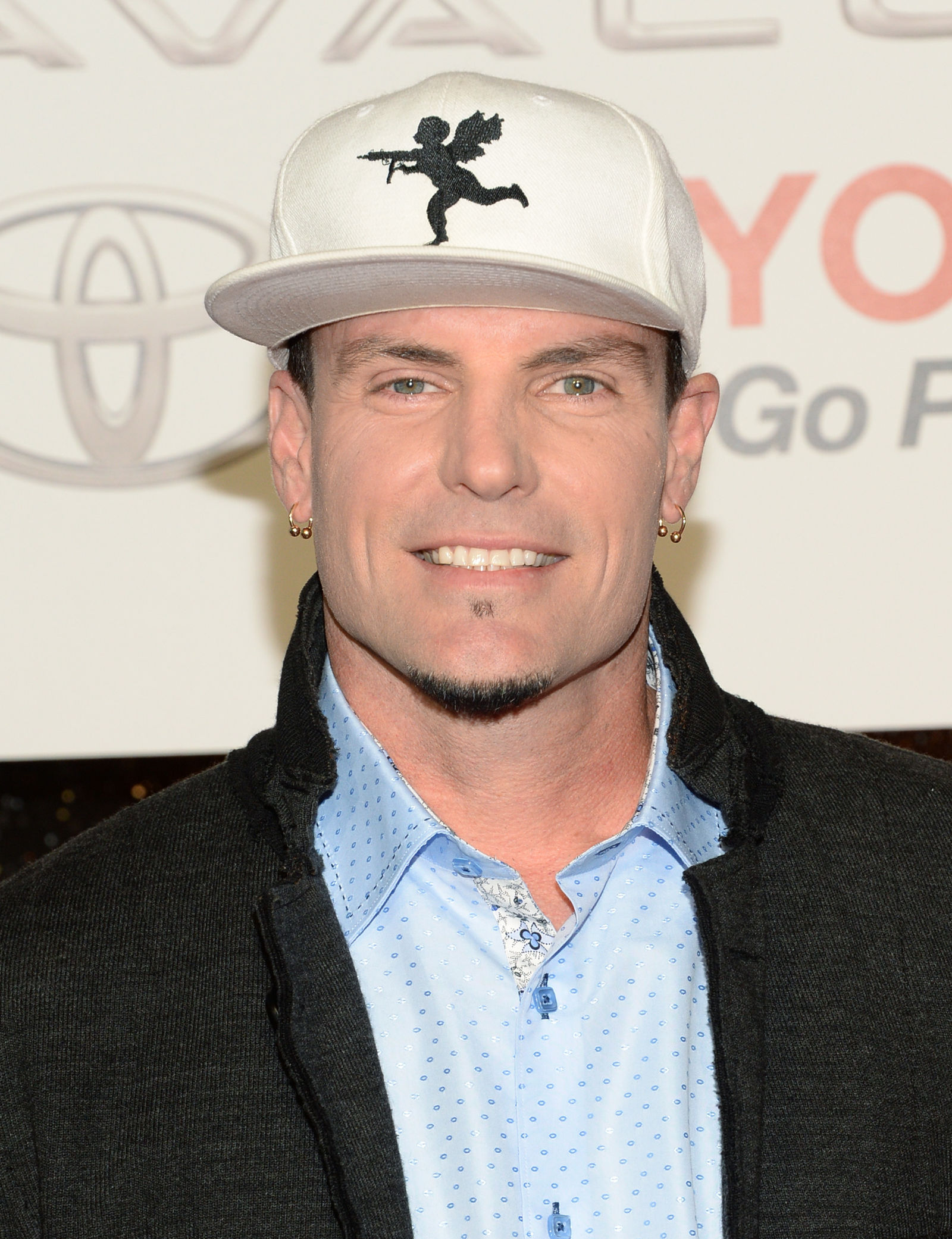 Recording Artist Vanilla Ice attends the Soul Train Awards 2013 at the Orleans Arena on November 8, 2013 in Las Vegas, Nevada.  (Photo by Jason Kempin/Getty Images for BET)