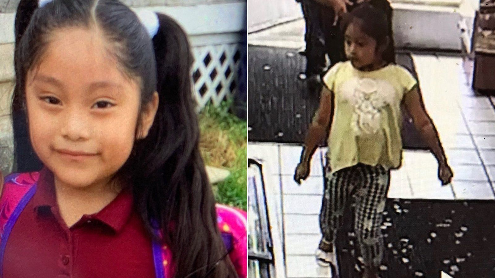 A $35,000 reward has been offered for Dulce Maria Alavez, 5, who authorities say may have been abducted from a playground in New Jersey. Photo credit:{ }Bridgeton Police Dept.