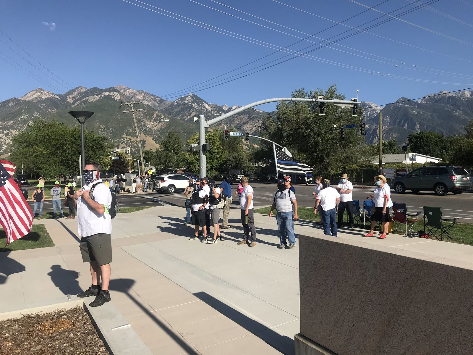 blm protest and utah citizens alarm in cottonwood heights - jeremy harris  (2).jfif