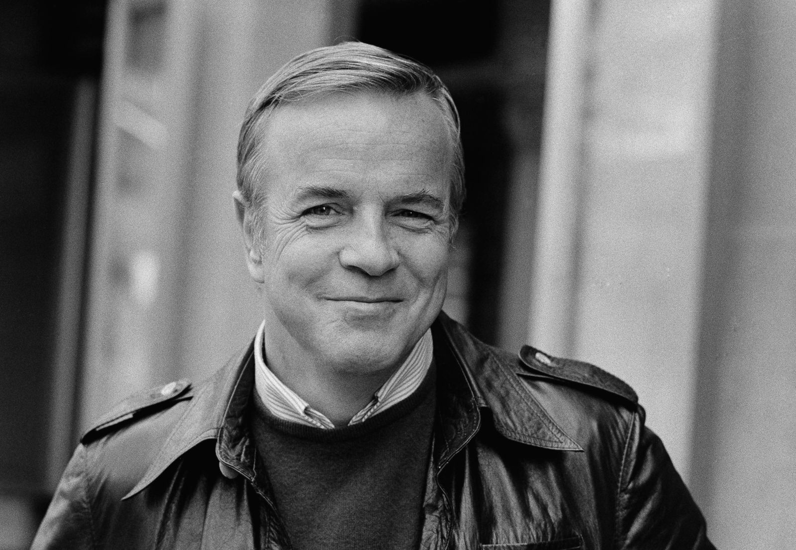 FILE - Franco Zeffirelli, seen in New York, in this Oct. 31, 1974 file photo.(AP Photo/Jerry Mosey, File)