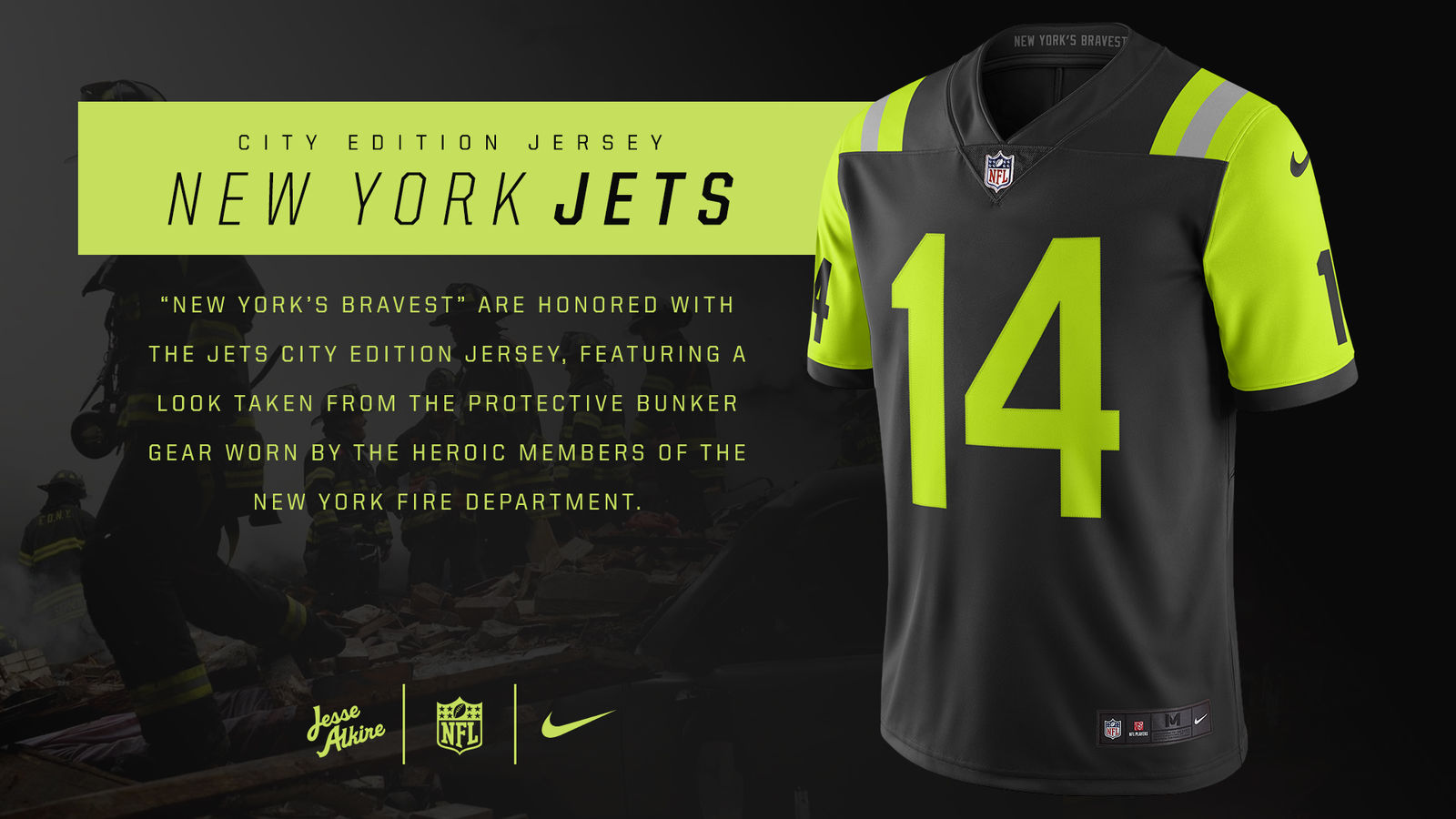 New York Jets<br><p><br>(Jesse Alkire)<br></p>
