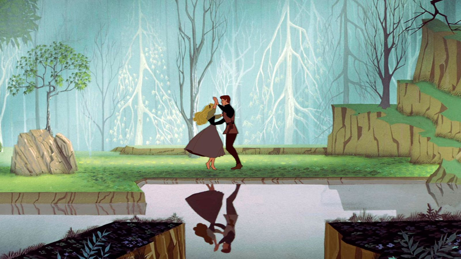 "This image released by Disney shows a scene from the 1959 Disney classic ""Sleeping Beauty."" The film is among 25 films to be added to the National Film Registry of the Library of Congress.(Disney via AP)"