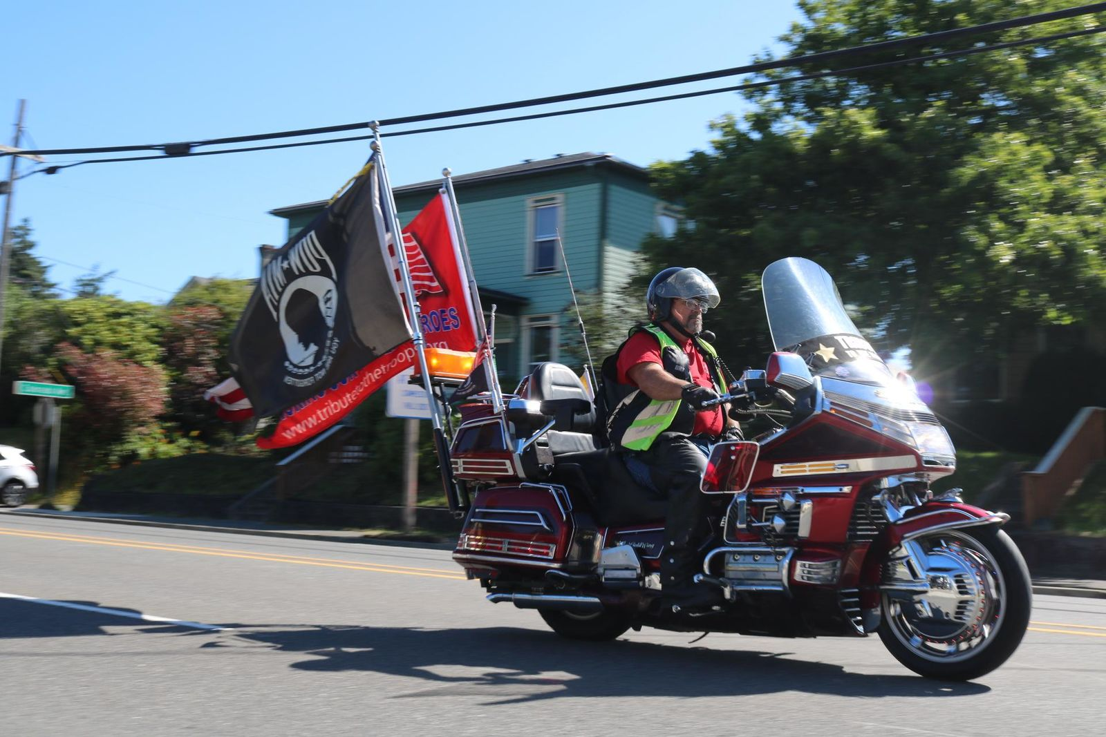 Tribute to Troops plans to ride up and down the South Coast in honor of fallen vets