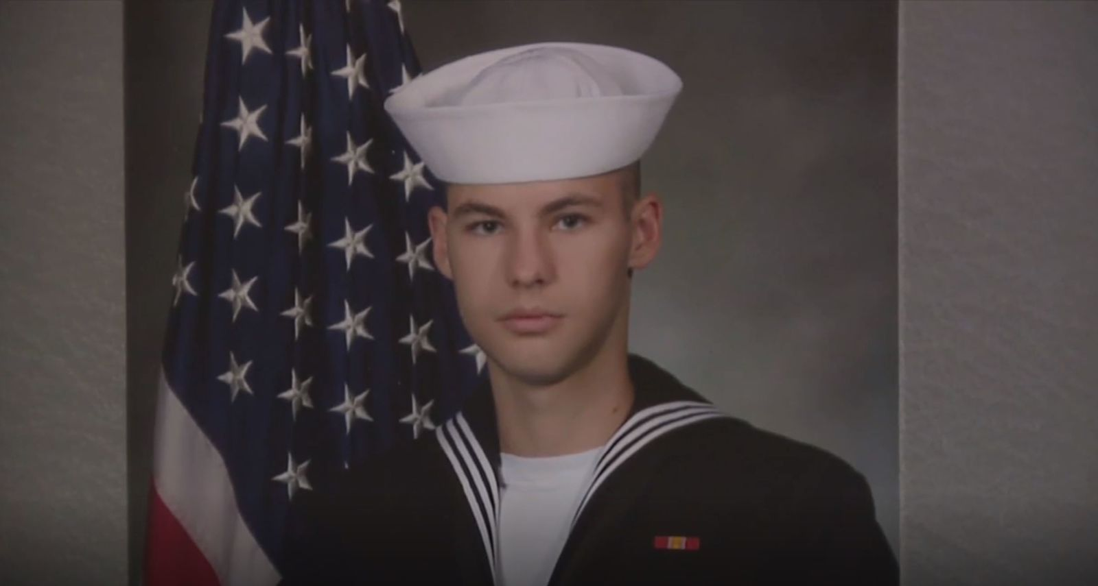 WATCH LIVE:  Naval Air Crewman killed in NAS Pensacola shooting returns home Source: U.S Navy<p></p>