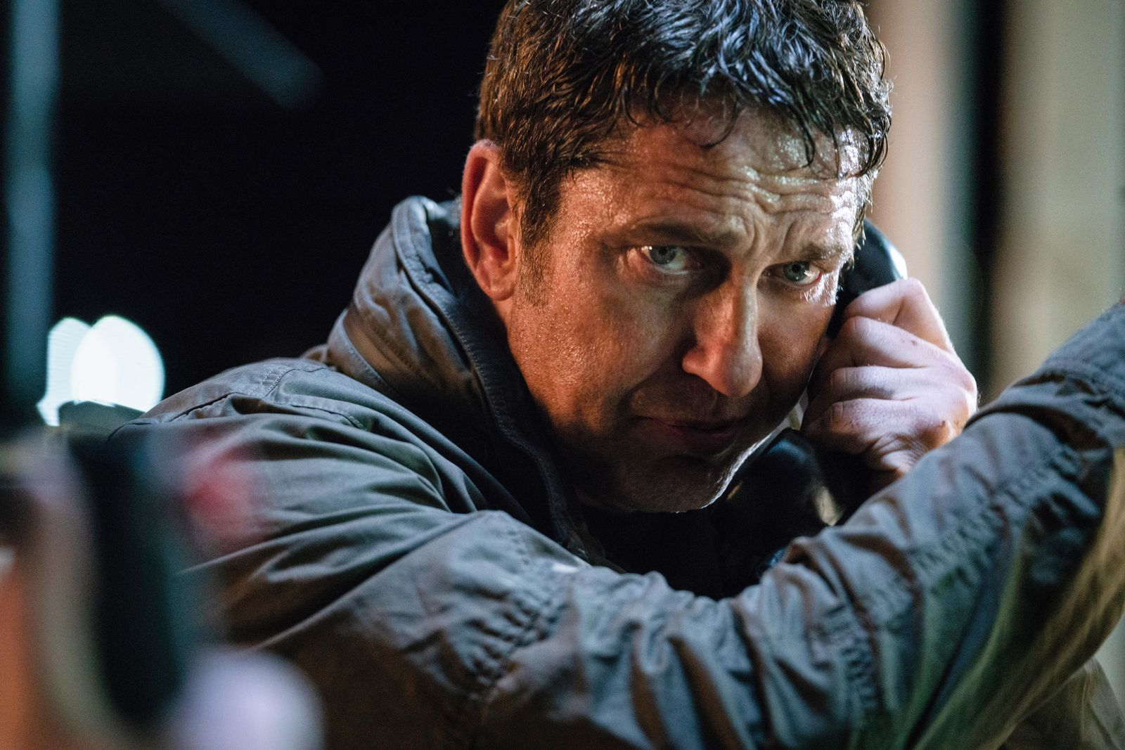 Gerard Butler stars as 'Mike Banning' in ANGEL HAS FALLEN. (Photo: Lionsgate)