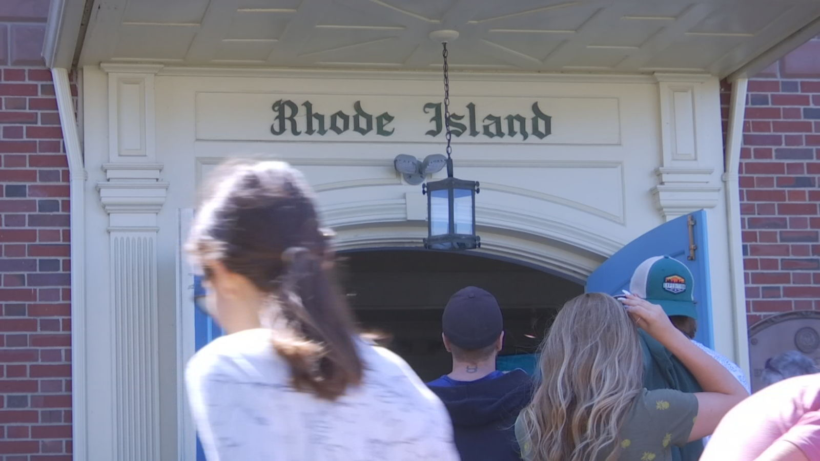 On Tuesday, Sept. 17, 2019, Rhode Islanders at the Big E were upset that Kenyon's Grist Mill was absent from this year's event. (WJAR)