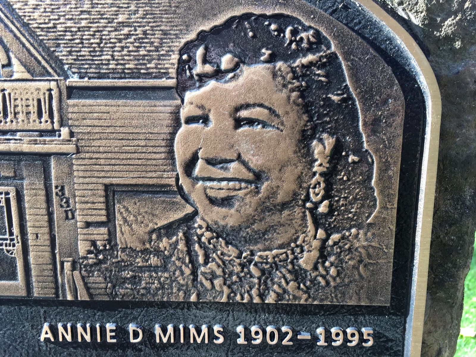 "<p>Annie Mims was one of the first African American property owners in Eugene. ""Annie Mims and her husband C.B. Mims were the first African American family to own a home in Eugene at a time when African American's were excluded from living in the city limits and redlining was rampant,"" according to the nomination. (SBG)</p>"