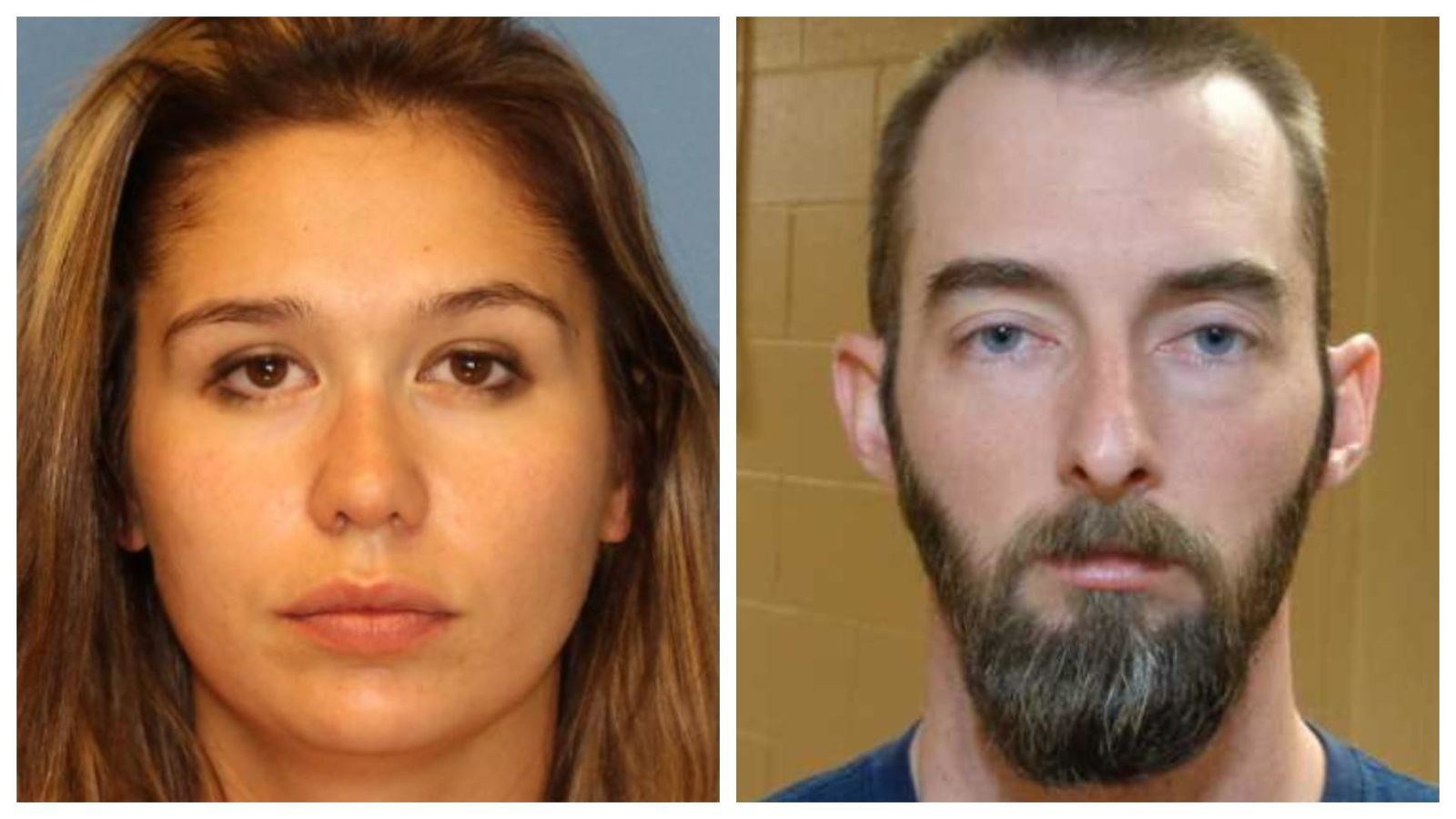 Charlene Childers and Tim Dean (Photo: Wayne County Sheriff's Office).