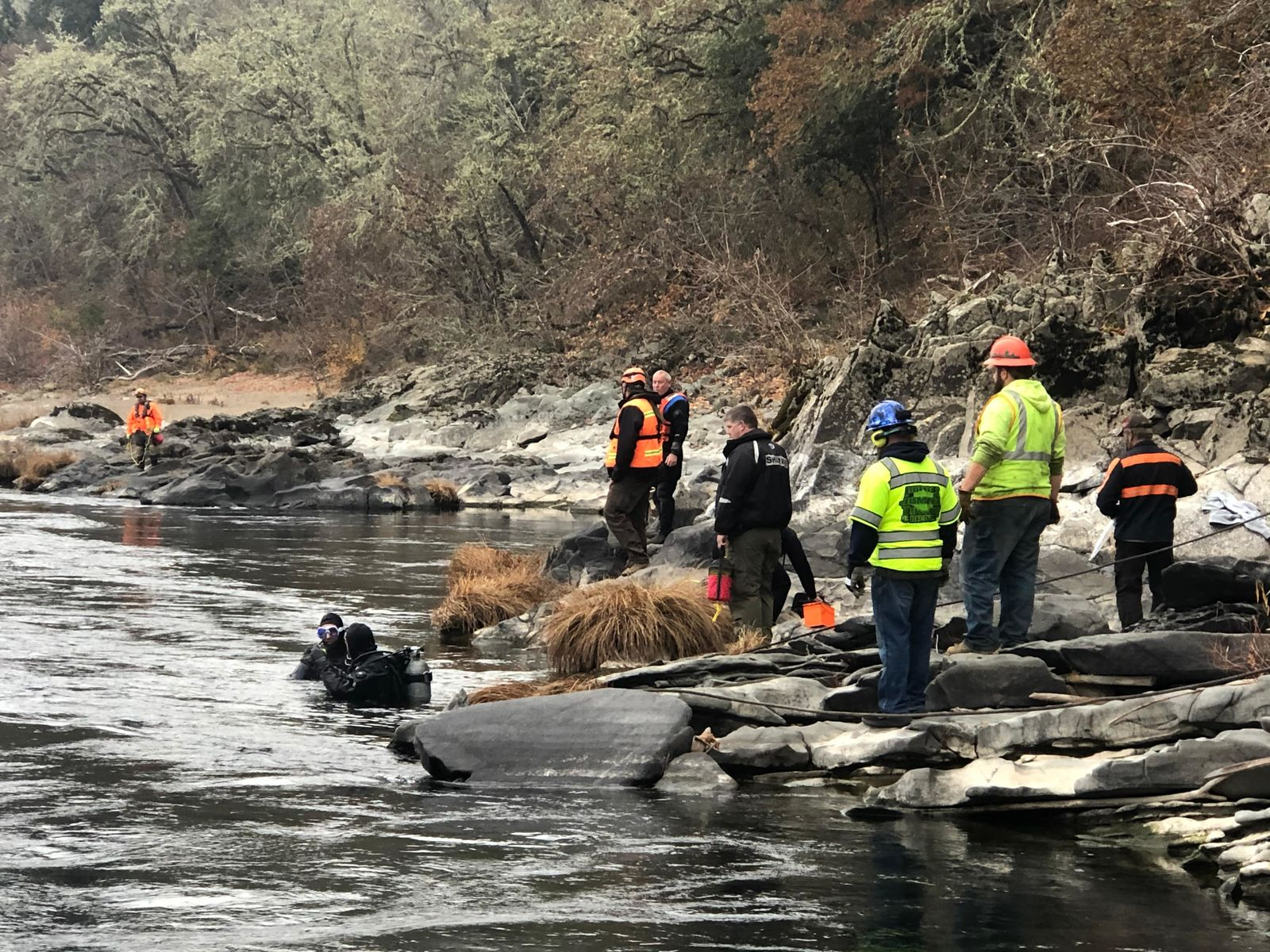 The Douglas County Sheriff's Office recovered the 2002 Chevy Trailblazer from the Umpqua River on Thursday. They found both Sean Moss, 29, and his daughter Madison inside. The two had been reported missing in August 2019. (DCSO)