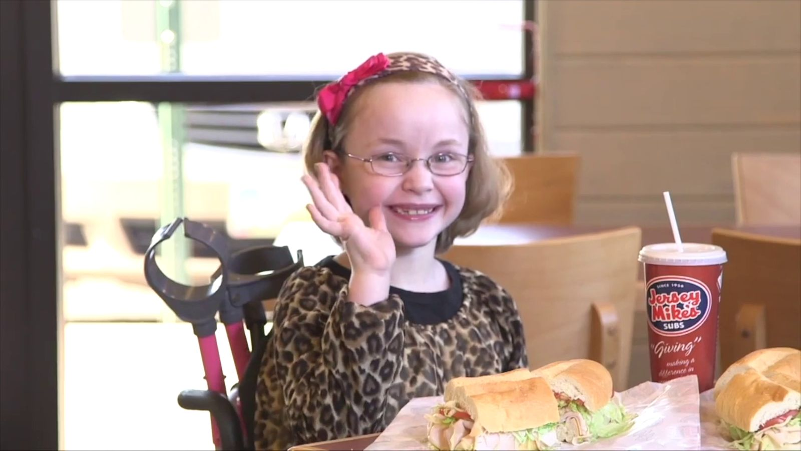 "Visit Jersey Mike's on March 27 for their nationwide ""Day of Giving."" 100 percent of the day's proceeds will go to Seattle Children's."