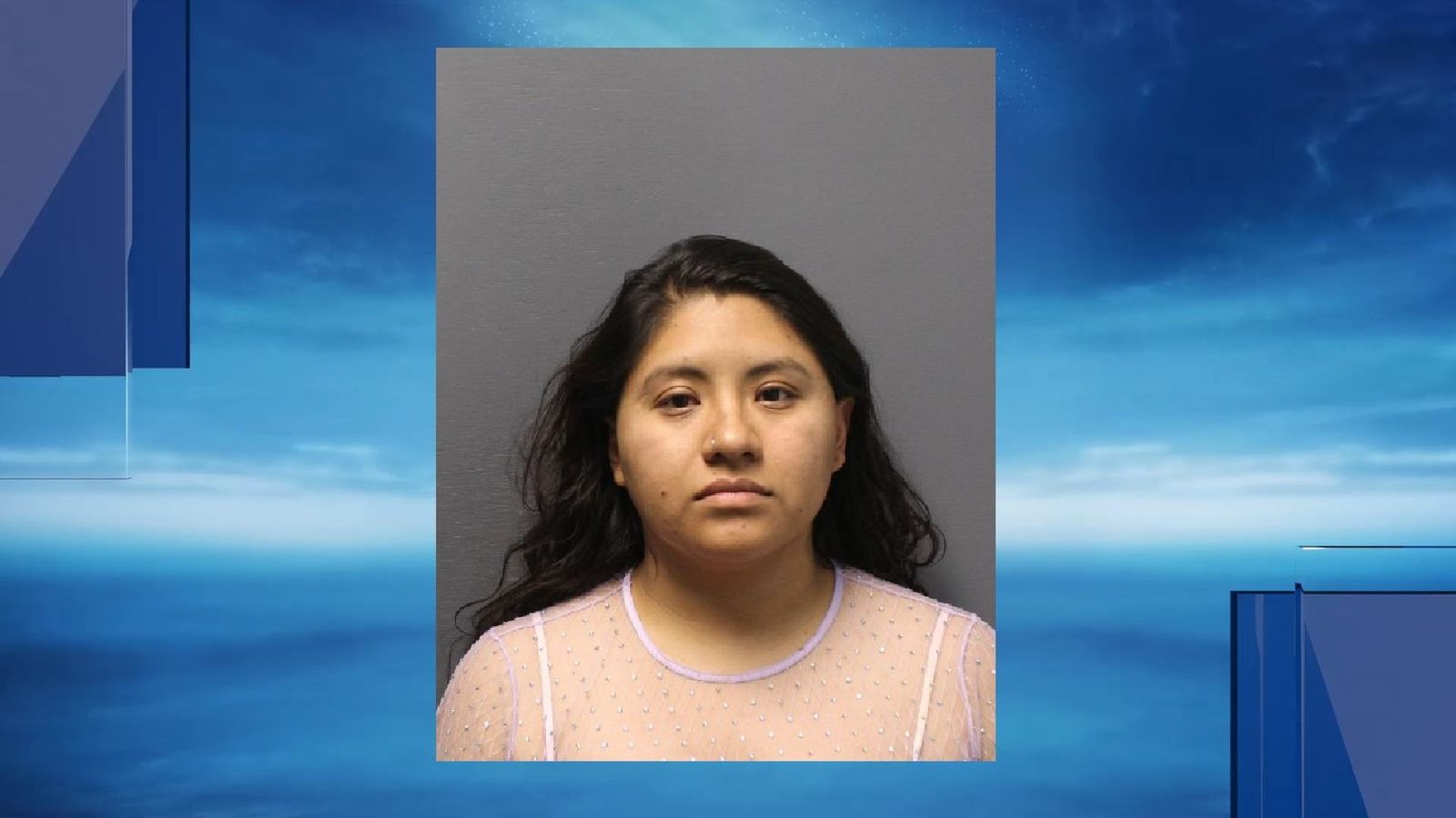 Karina Dominguez Martinez, 25, of Worcester, Mass. (Pawtucket police photo)