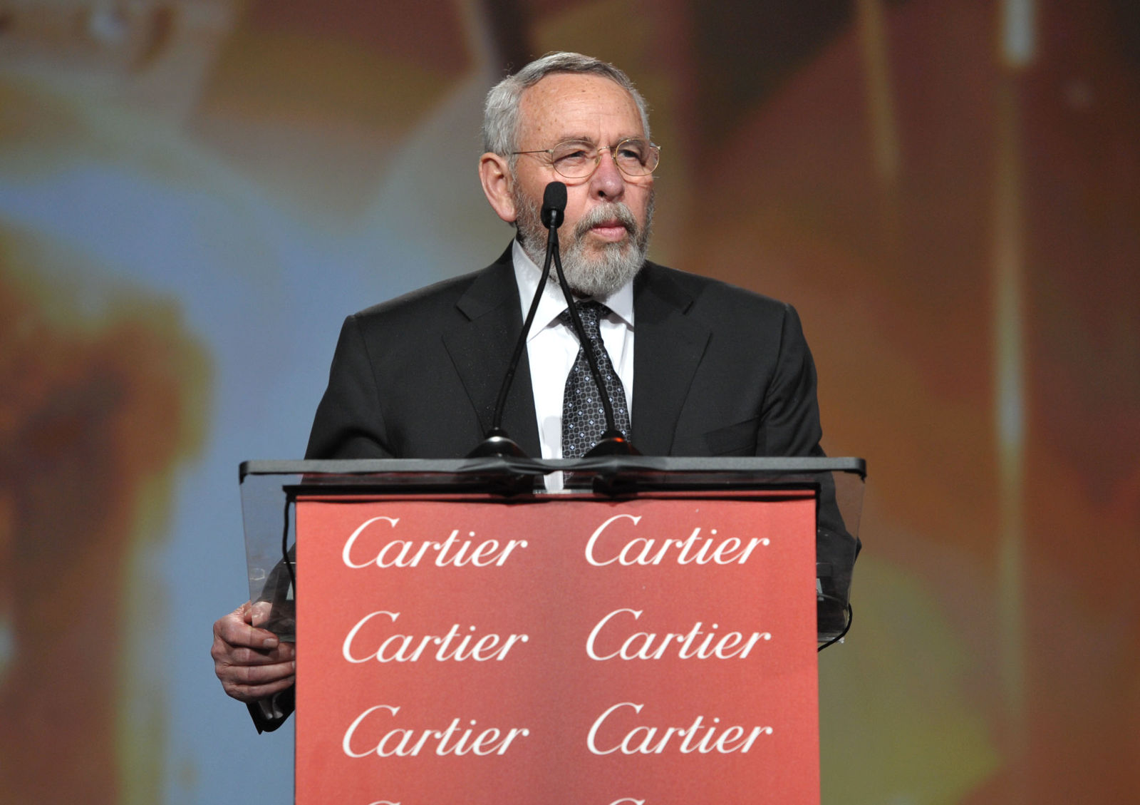 Tony Mendez appears on stage at the 24th Annual Palm Springs International Film Festival Awards Gala on Saturday, Jan. 5, 2012 in Palm Springs, Calif. The gala honors individuals in the film industry with awards for acting, directing, achievement in film scoring, and lifetime achievement. (Photo by John Shearer/Invision/AP Images)