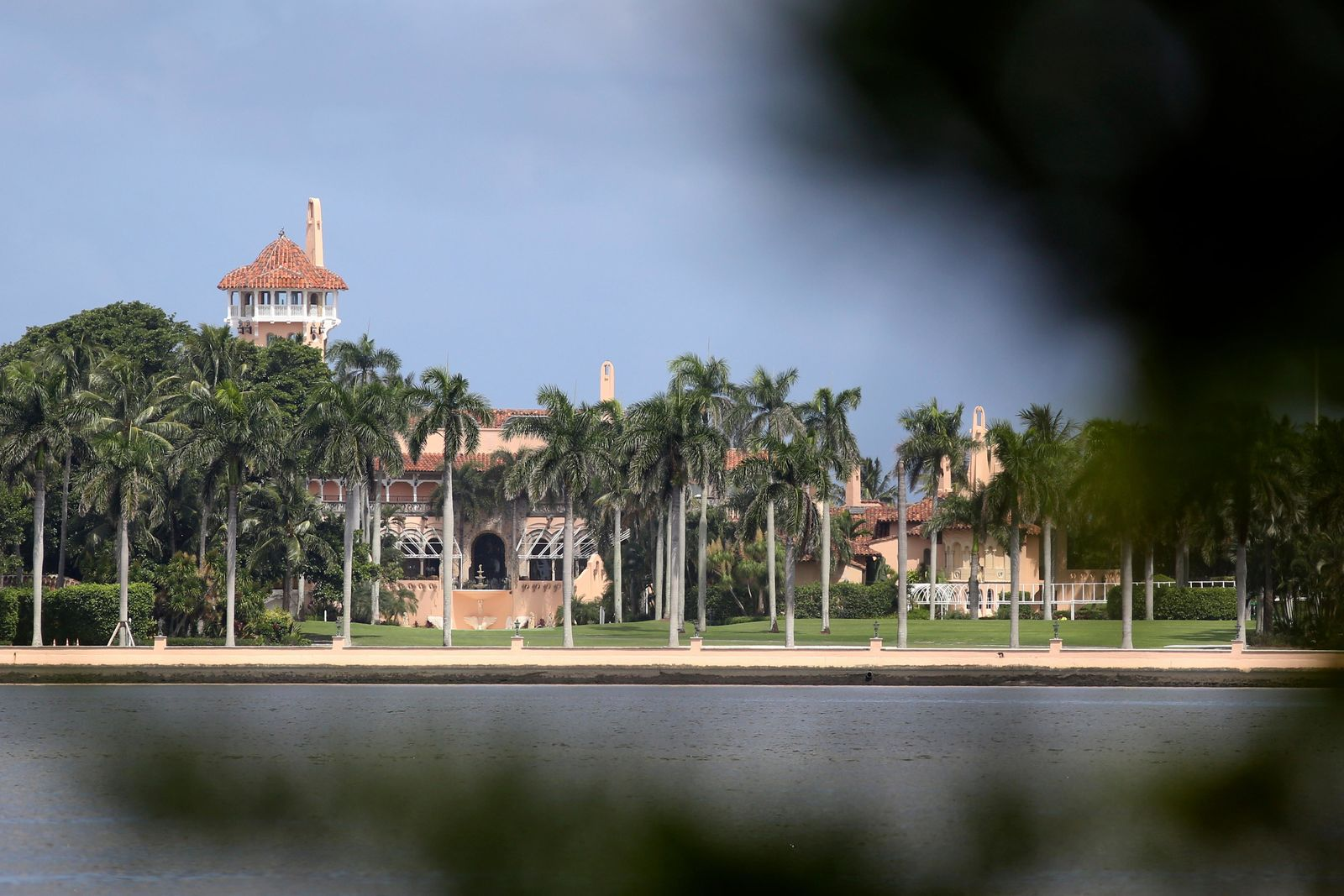 President Donald Trump's Mar-a-Lago resort is shown, Friday, Aug. 30, 2019, in Palm Beach, Fla. (AP Photo/Lynne Sladky)