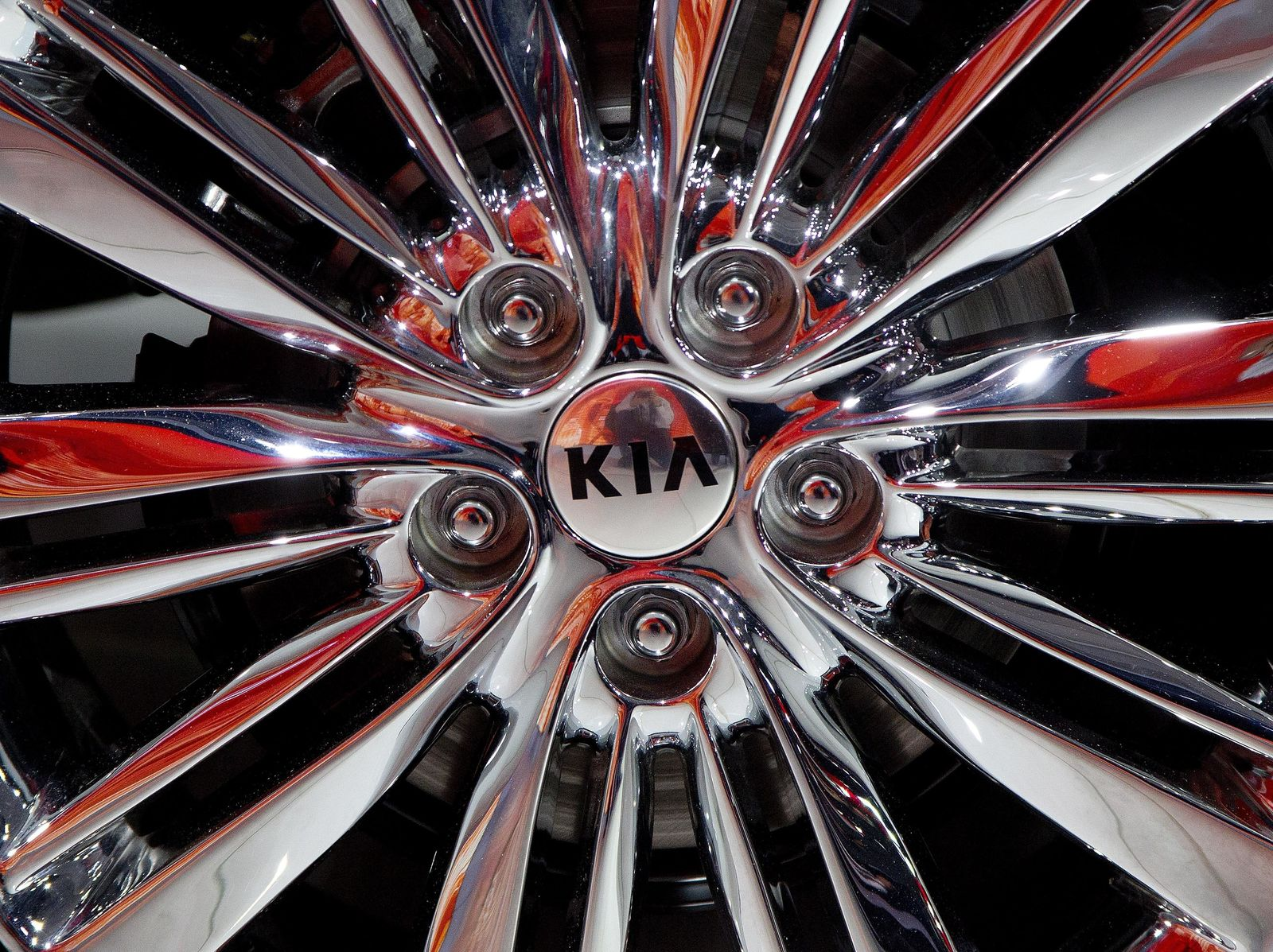 Kia is joining its affiliate Hyundai in recalling thousands of vehicles in the U.S. because water can get into a brake computer, cause an electrical short and possibly a fire.(AP Photo/Mark Lennihan, File)