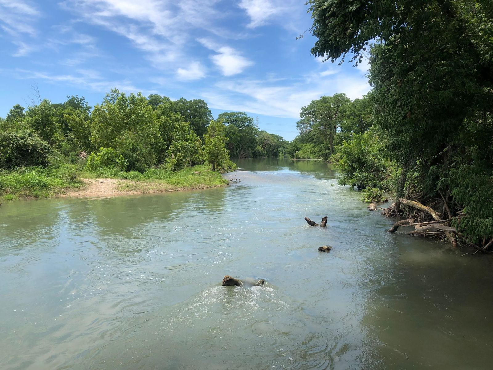 Texas Parks and Wildlife says a man from Austin died during a tubing trip on the San Marcos River over the weekend. (CBS Austin)