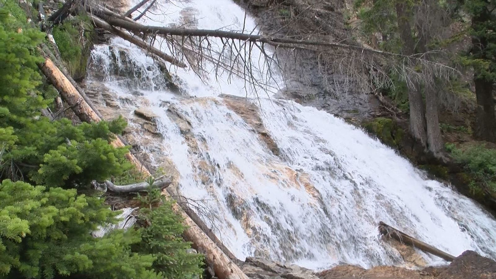 Skalkaho Pass and the its falls are spiritual spots for the Salish People. Native tribes used the trails through the Skalkaho long before a road was ever built.