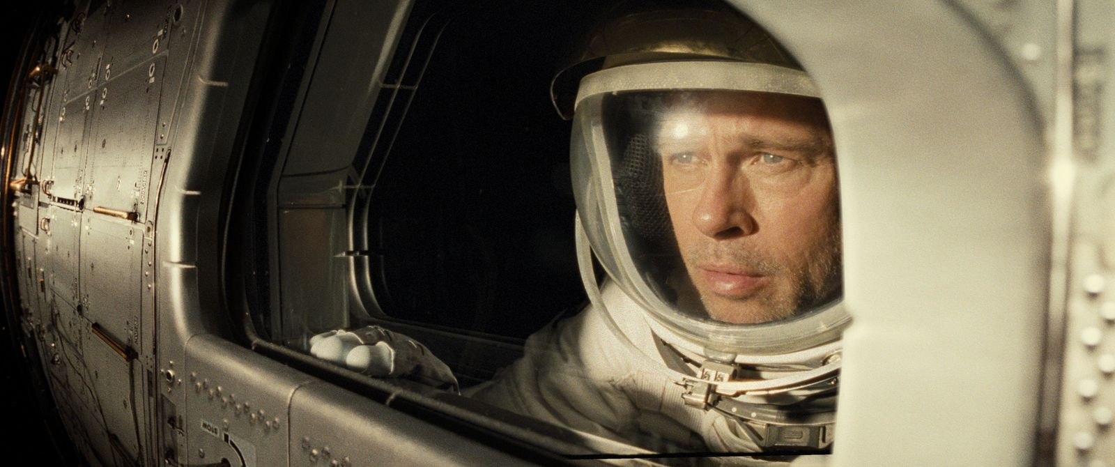 Brad Pitt and James Gray take a giant leap with 'Ad Astra' (Photo: Courtesy of Ryan Painter, KUTV, via Twentieth Century Fox)