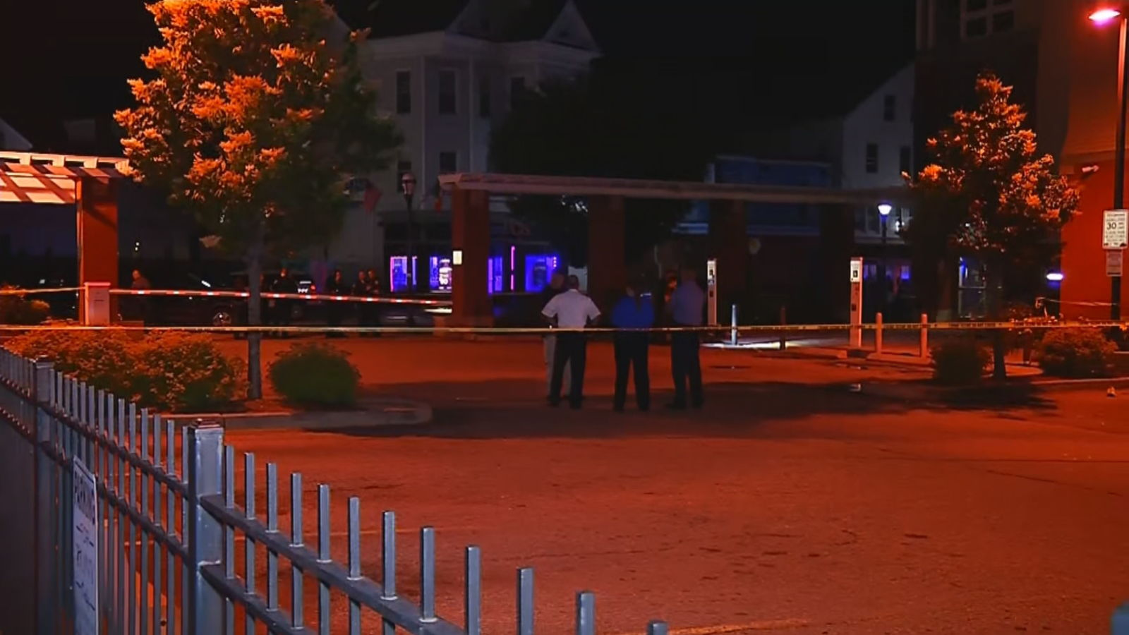 Providence police say a North Providence man was stabbed and beaten to death in a parking lot on Federal Hill, early Sunday, June 30, 2019. (WJAR)<p></p>
