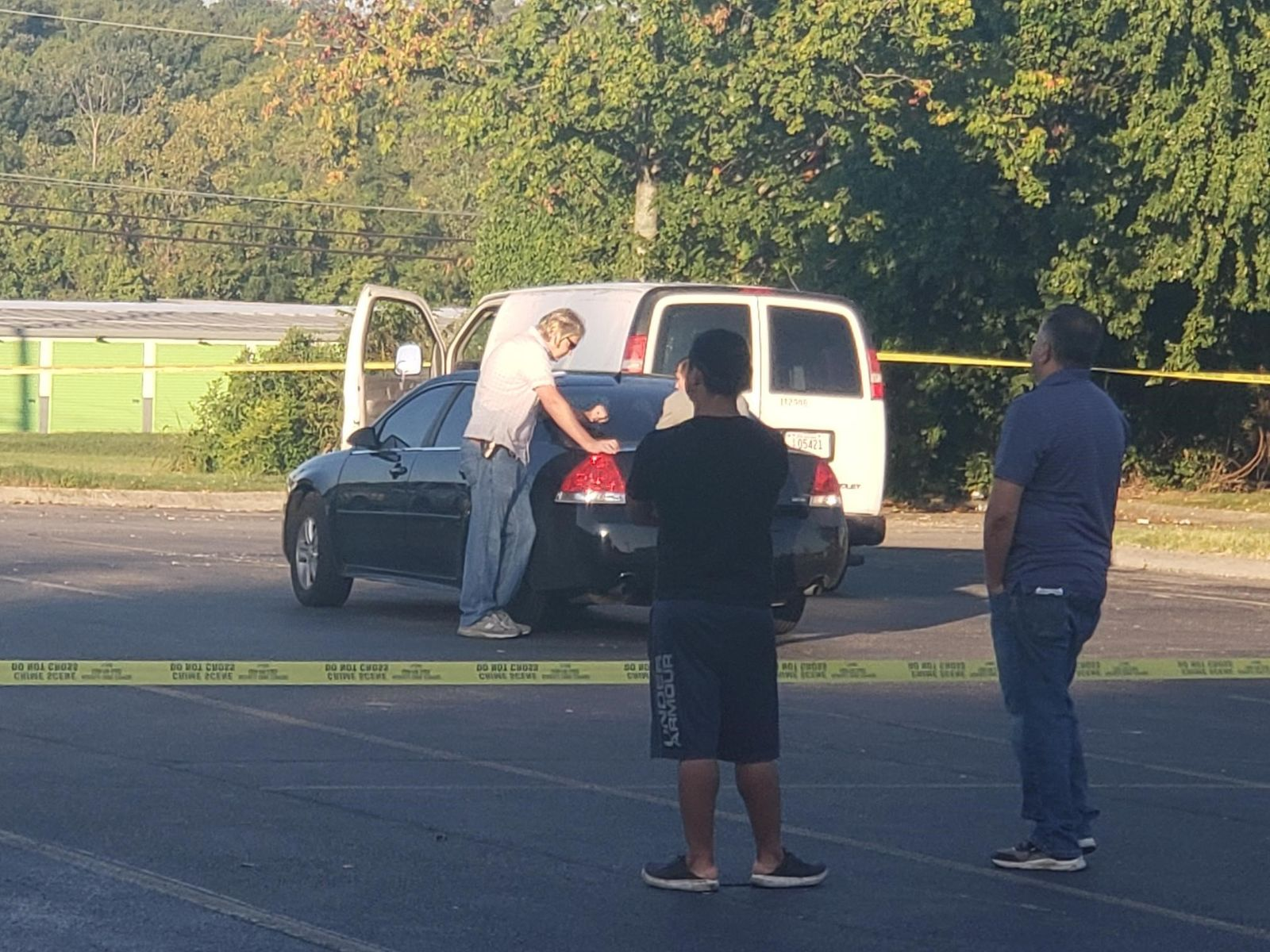 <p>Police said an ICE agent fired shots while trying to pull someone over Thursday morning near Nashville.(WZTV){&nbsp;}</p>