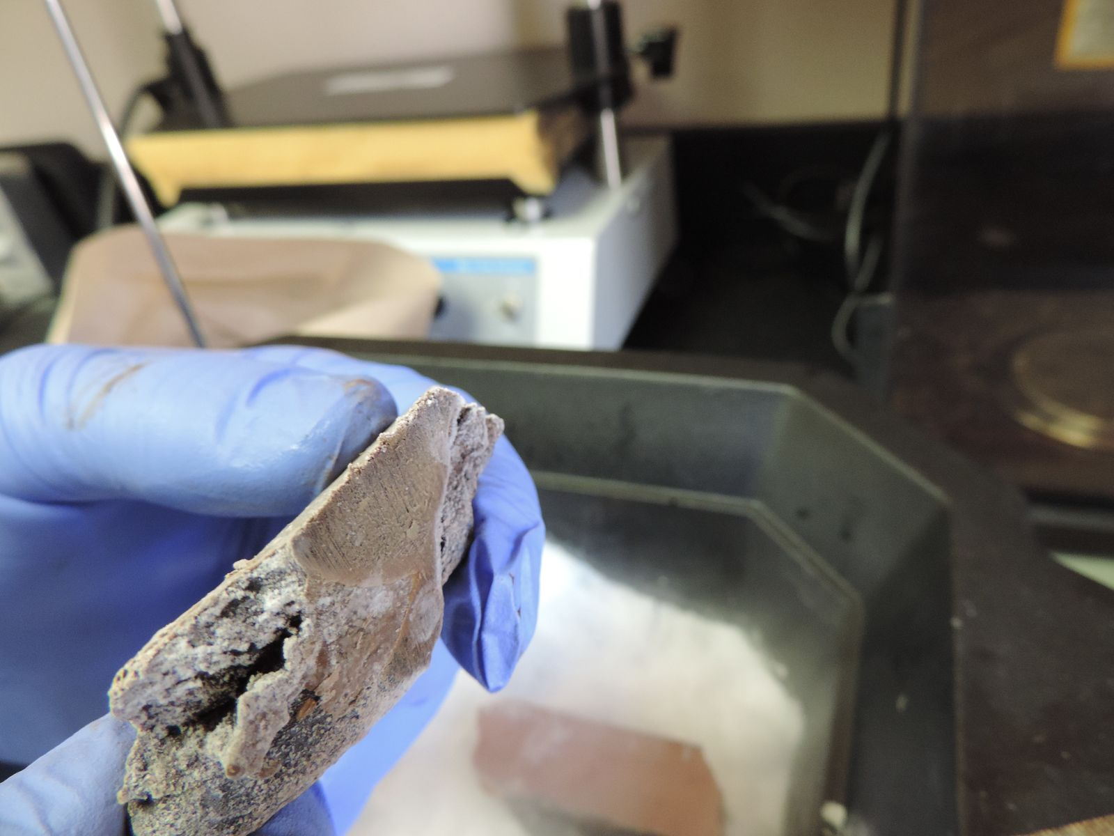 A cultural account of an Inuit man crafting a knife out of his own frozen feces was tested for scientific accuracy in a recent experiment. (Photo Courtesy of{ }Experimental replication shows knives manufactured from frozen human feces do not work)