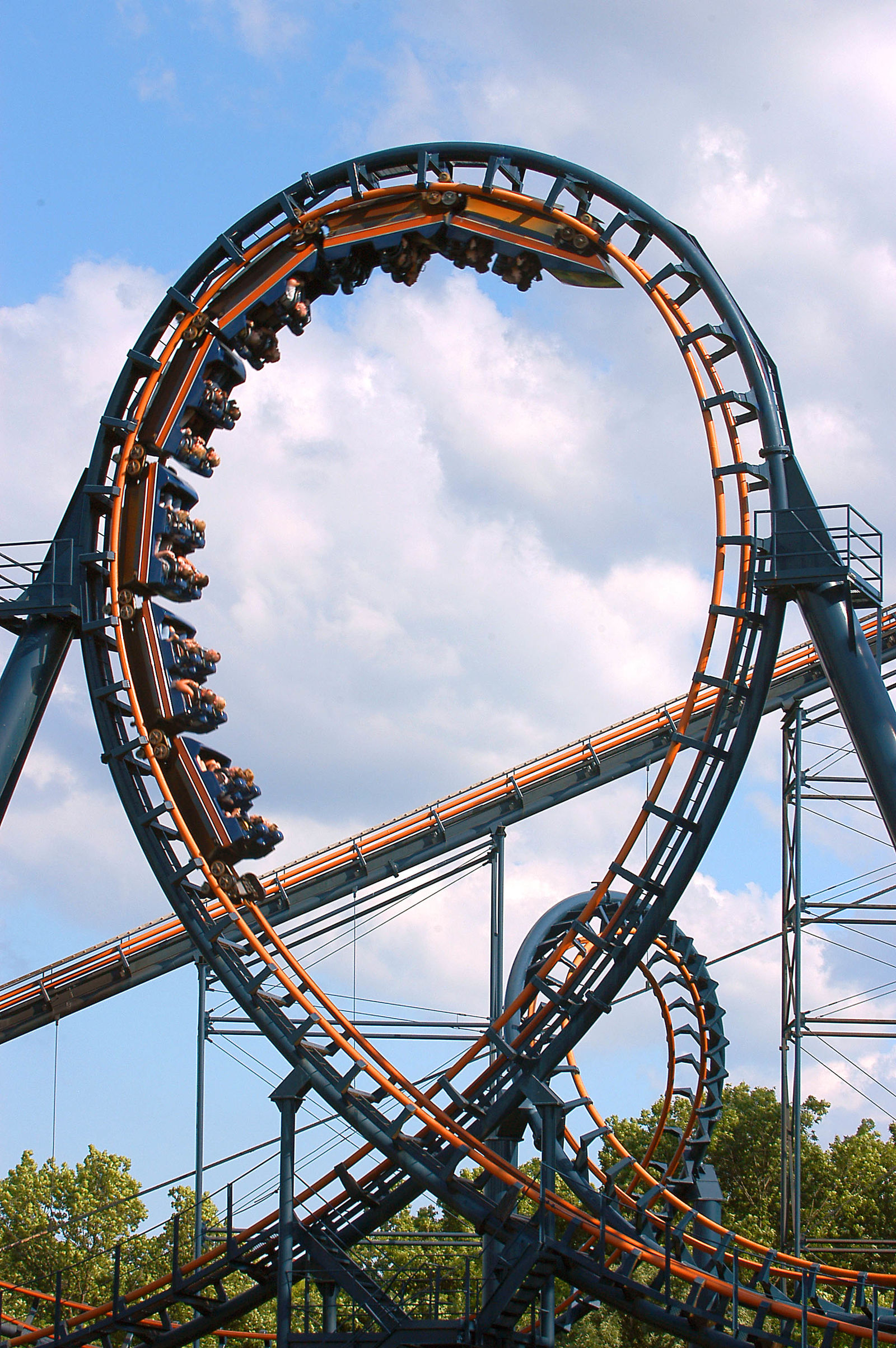 Kings Island said someone will be the 46 millionth rider of Vortex before it closes for good (Kings Island)